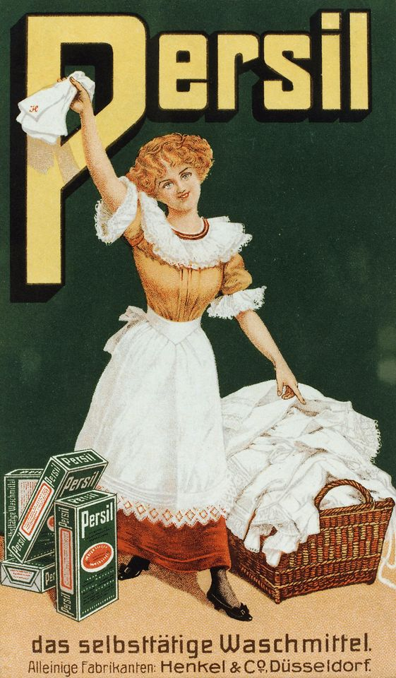 Historic Persil advertisement